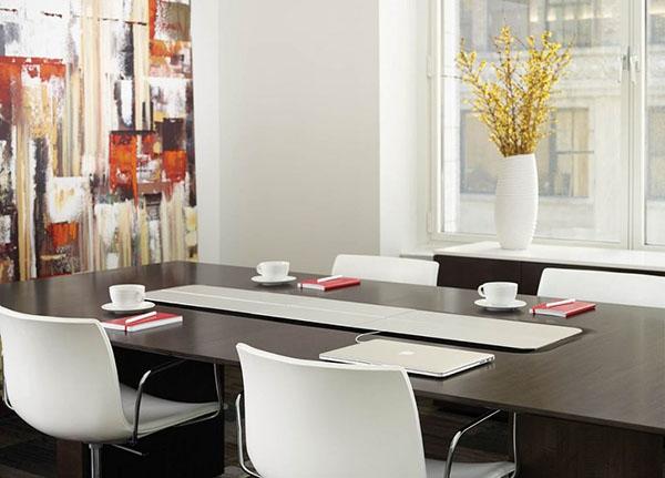 廣東辦公會議臺定制廠家如何升級未來會議桌?